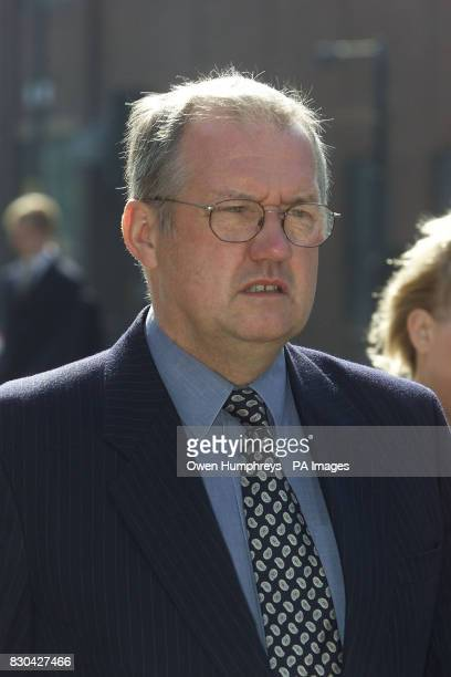 Former Chief superintendent David Duckenfield arrives at Leeds Crown Court The jury in the trial of two senior police officers David Duckenfield and...