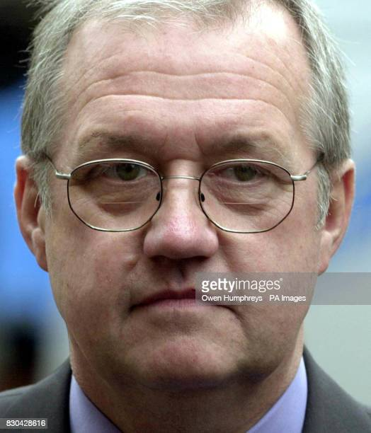 Former Chief Superintendent David Duckenfield at Leeds Crown Court where a jury is still considering verdicts on charges he faces relating to the...