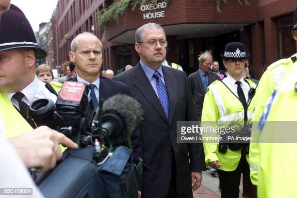 Former chief superintendent David Duckenfield leaving Leeds Crown Court The fate of the match commander during the Hillsborough disaster was...