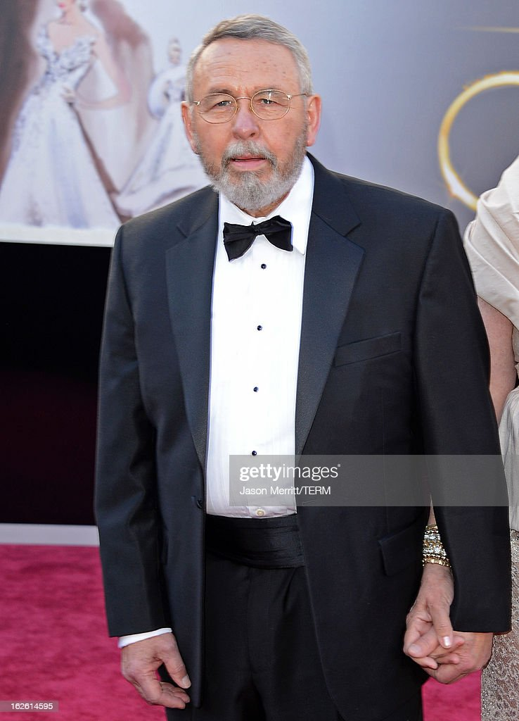 Former CIA agent Tony Mendez arrives at the Oscars at Hollywood & Highland Center on February 24, 2013 in Hollywood, California.