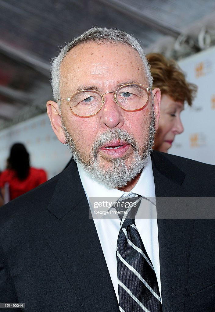 Former CIA Agent Tony Mendez attends the 'Argo' premiere during the 2012 Toronto International Film Festival at Roy Thomson Hall on September 7, 2012 in Toronto, Canada.