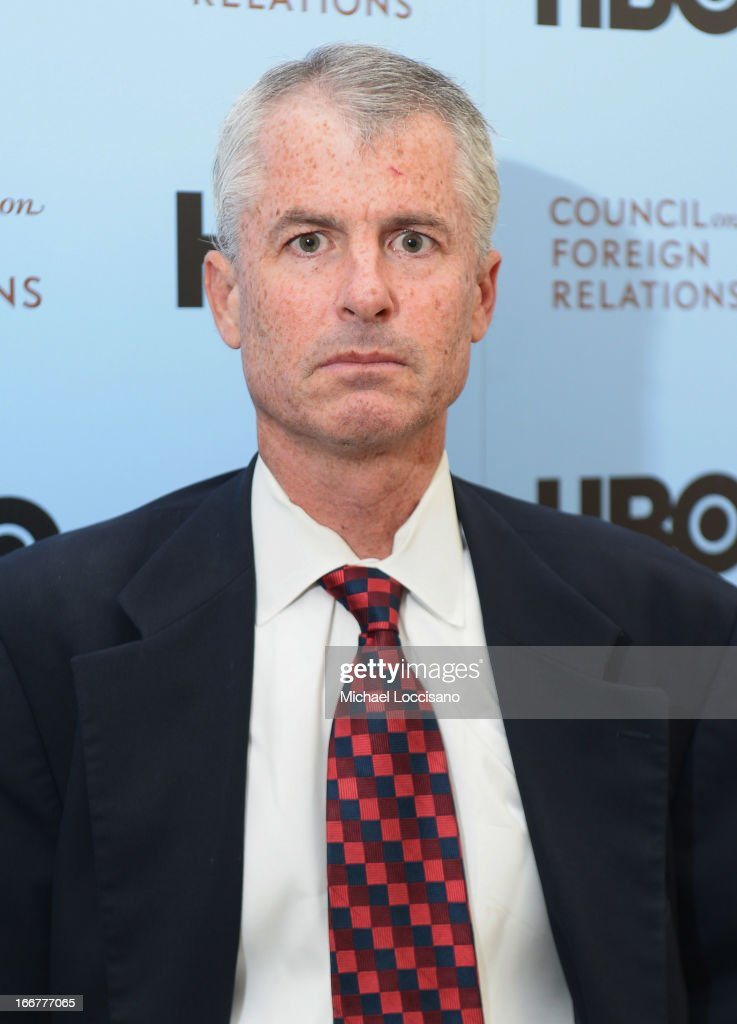 Former CIA Counterterrorist Center Deputy Director Phil Mudd attends the HBO Documentary Films special screening of 'Manhunt' at Council on Foreign Relations on April 16, 2013 in New York City.