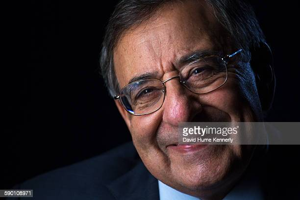 Former Clinton White House Chief of Staff and Obama administration's Secretary of Defense Leon Panetta interviewed for The Discovery Channel's 'The...