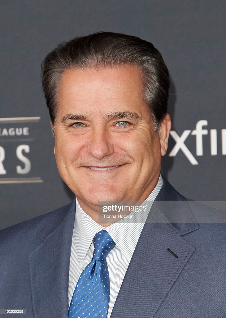 Former coach Steve Mariucci (C) attends and family attend the 4th Annual NFL Honors at Phoenix Convention Center on January 31, 2015 in Phoenix, Arizona.