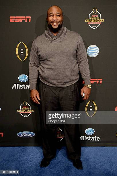 Former College Football Player Mark Smith 45