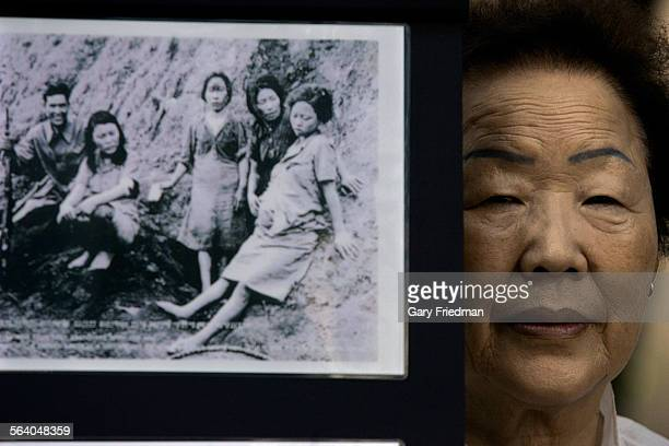 Former comfort woman Yong–Soo Lee's one wish is that the government of Japan officially apologize to women who were conscripted as sex slaves during...