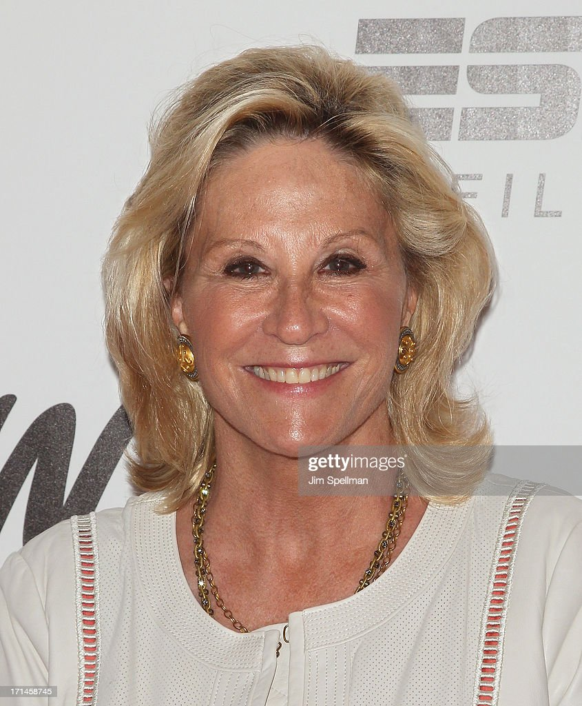 Former Competition Swimmer and Olympic gold medalist Donna de Varona attends 'Venus Vs' and 'Coach' New York Special Screening at Paley Center For...