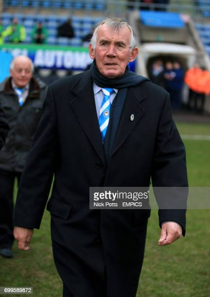 Former Coventry City player Bill Glazier