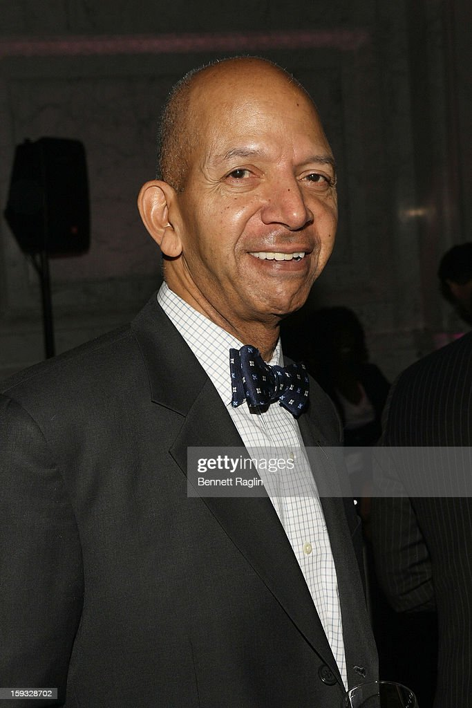 Former D.C. Mayor Anthony Williams attends BET Honors 2013: Debra Lee Pre-Dinner at The Library of Congress on January 11, 2013 in Washington, DC.