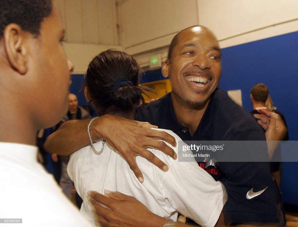 Nike Basketball Court Dedication Boettcher B s and