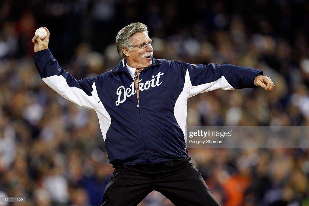 ALCS - New York Yankees v Detroit Tigers - Game Three
