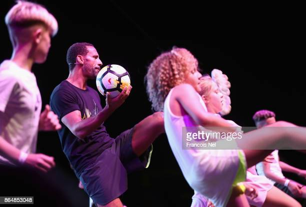 Former England football captain and Manchester United player Rio Ferdinand kicked off the Dubai Fitness Challenge this weekend The firstofitskind...