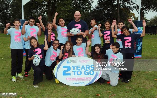 Former England International Lawrence Dallaglio during a media day at Inwood Park Hounslow PRESS ASSOICATION Photo Picture date Tuesday September 17...