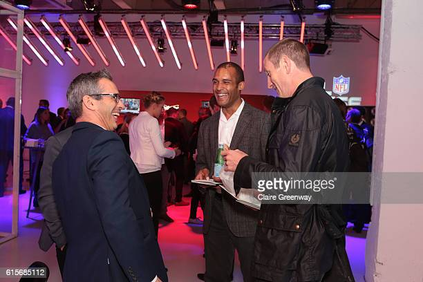 Former England Rugby player and World Cup winner Will Greenwood MBE Former Premier League footballer Clarke Carlisle and Beyond Sport founder Nick...