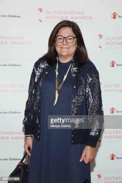Former Executive Director of CFDA Fern Mallis attends the 2017 Outstanding Mother Awards at The Pierre Hotel on May 8 2017 in New York City