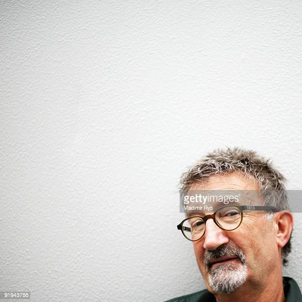 Former F1 team boss Eddie Jordan is seen in the paddock during practice for the Brazilian Formula One Grand Prix at Interlagos Circuit on October 16...