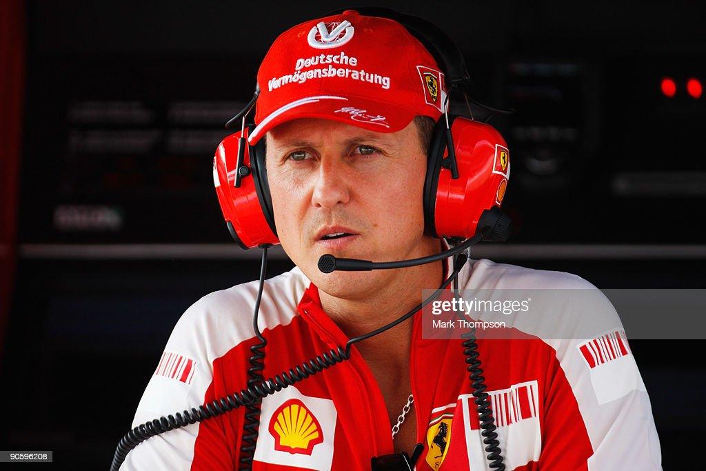 F1 Grand Prix of Italy - Practise