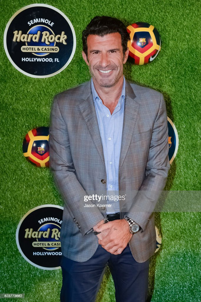 El Clasico Miami VIP Party - Arrivals