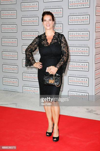 Former figur scater and olympic gold medal winner Katarina Witt during the German Media Award 2016 at Kongresshaus on May 25 2017 in BadenBaden...