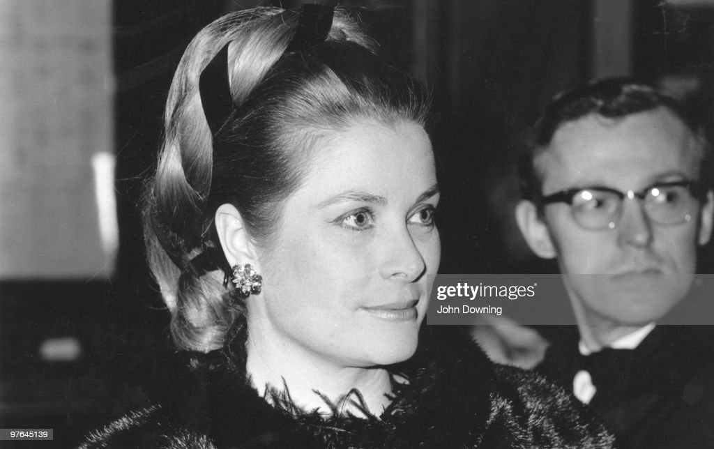 Former film actress Princess Grace of Monaco (1929 - 1982), nee <a gi-track='captionPersonalityLinkClicked' href=/galleries/search?phrase=Grace+Kelly+-+Actress&family=editorial&specificpeople=70044 ng-click='$event.stopPropagation()'>Grace Kelly</a>.
