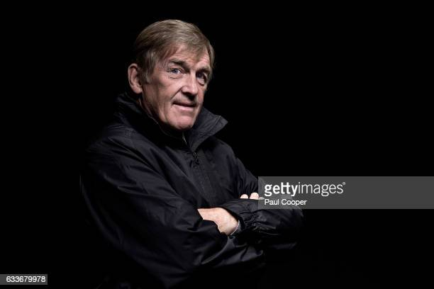 Former footballer and manager Kenny Dalglish is photographed on February 2 2017 in Liverpool England