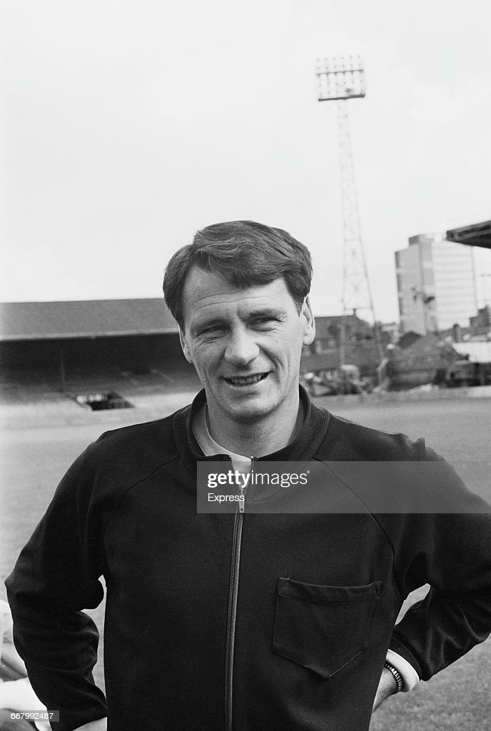 Former footballer Bobby Robson (1933 - 2009), manager of Ipswich Town F.C., UK, 19th August 1971.