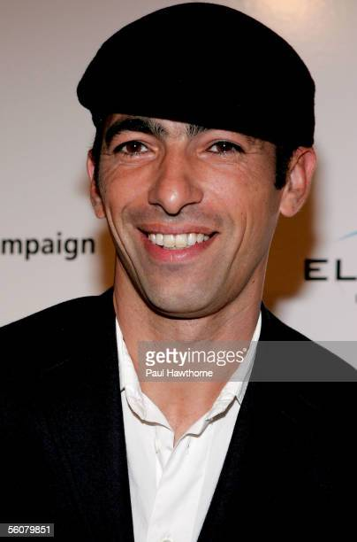 Former French team soccer player Youri Djorkaeff attends the first ever 'La Dolce Vita' New York Fundraiser to benefit Food for Life at The...
