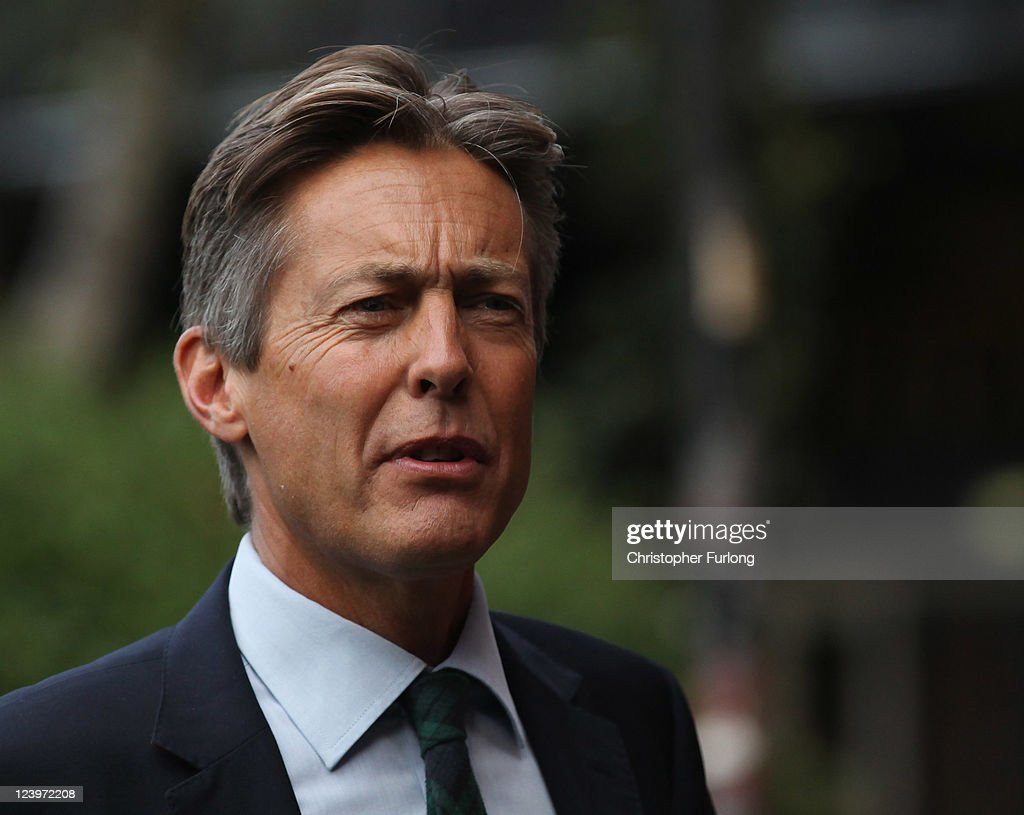 Former Government Health Secretary Ben Bradshaw MP arrives at Stafford Civic Centre for the Mid Staffordshire NHS Foundation Trust Public Inquiry on...