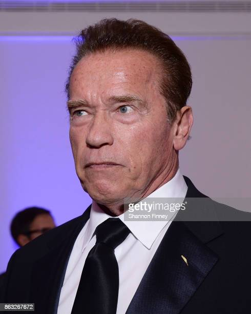 Former Governor of California and 2017 Points of Light Tribute Award Honoree Arnold Schwarzenegger attends the 2017 Points of Light Gala at the...