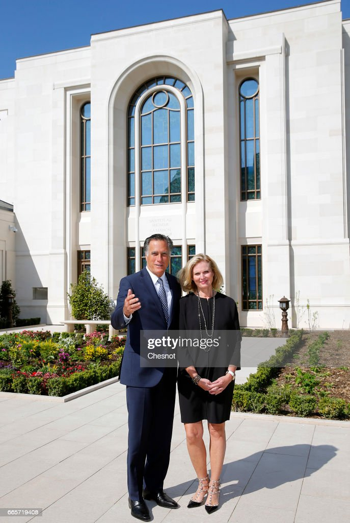 First Mormon Temple In France Opens - Press Visit