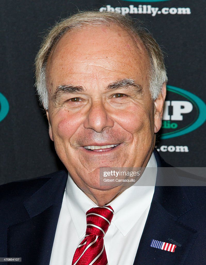 Former Governor of Pennsylvania <a gi-track='captionPersonalityLinkClicked' href=/galleries/search?phrase=Ed+Rendell&family=editorial&specificpeople=2445310 ng-click='$event.stopPropagation()'>Ed Rendell</a> attends the First Annual Philly Sports Roast at Crystal Tea Room on February 20, 2014 in Philadelphia, Pennsylvania.
