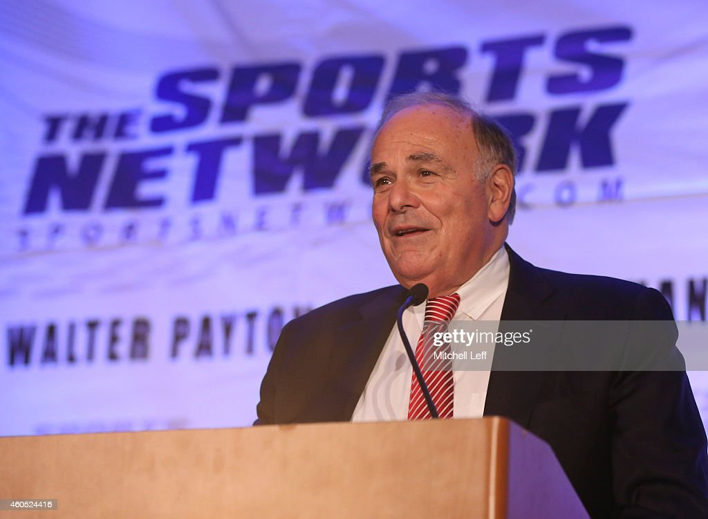 Former Governor of Pennsylvania Ed Rendell speaks during the Sports Network's 28th Annual FCS Awards Presentation at the Sheraton Society Hill Hotel on December 15, 2014, in Philadelphia, Pennsylvania.