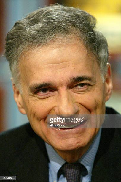 Ralph Nader Stock Photos and Pictures | Getty Images