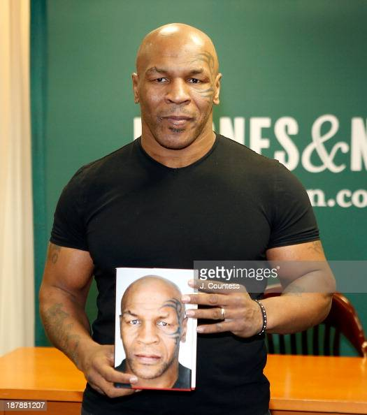 undisputed truth mike tyson book pdf