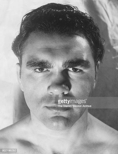Former heavyweight champion Max Schmeling poses for a portrait circa 1930
