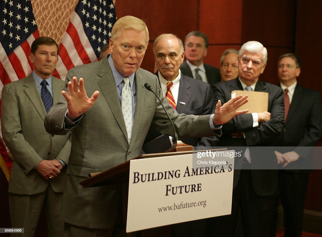 Elected Leaders And Business Leaders Endorse Nat'l Infrastructure Bank Plan