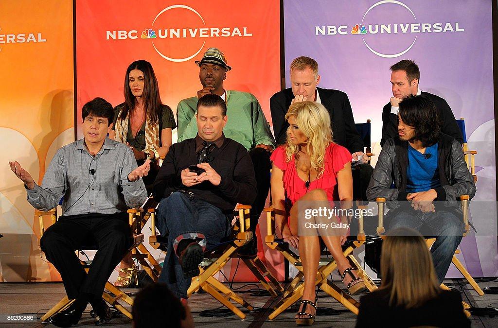 Former Illinois Gov Rod Blagojevich actor Stephen Baldwin wrestler Torrie Wilson and American Idol contestant Sanjaya Malakar model Janice Dickinson...