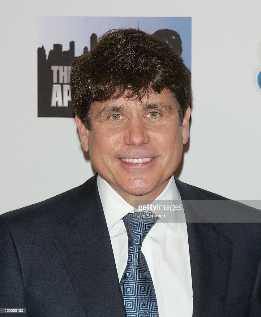 Former Illinois Governor Rod Blagojevich attends 'The Celebrity Apprentice' Season 3 finale after party at the Trump SoHo on May 23, 2010 in New York City.