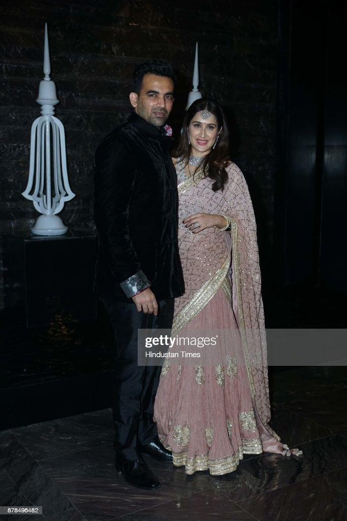 Former Indian Cricket Player Zaheer Khan Marries Bollywood Actress Sagarika Ghatge
