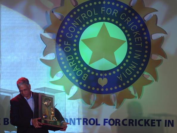 Former Indian cricketer Mohinder Amarnat : News Photo