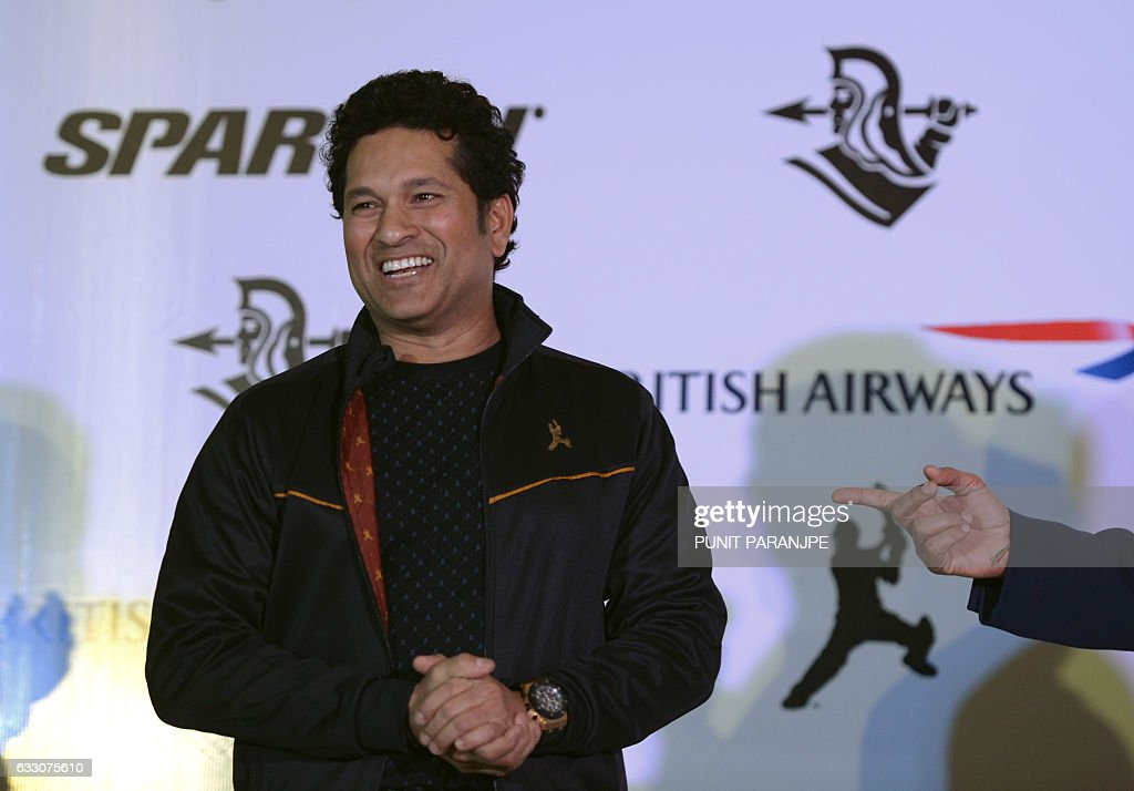 INDIA-TENDULKAR : News Photo