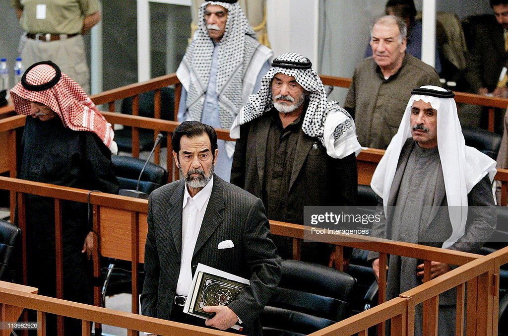a biography of the life and times of iraqi leader saddam hussein What do iraqis think about life after saddam  what the iraqis themselves say about their post-saddam hussein  leader of the predominantly sunni arab iraqi.