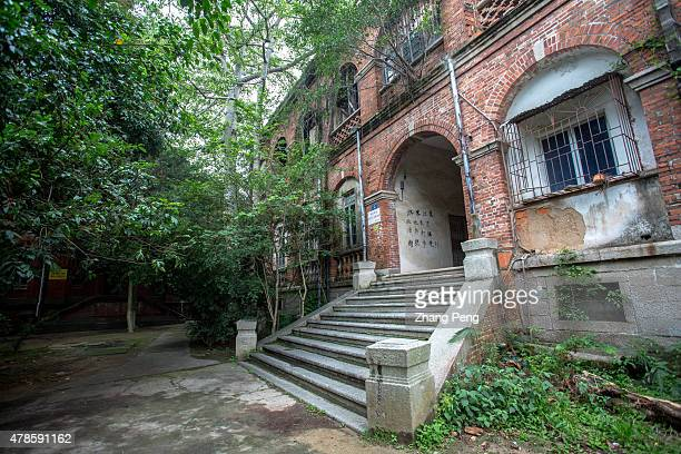 Former Japanese Embassy now is dormitory for teachers of Xiamen university Japanese occupation of the island began in 1942 and lasted until the end...