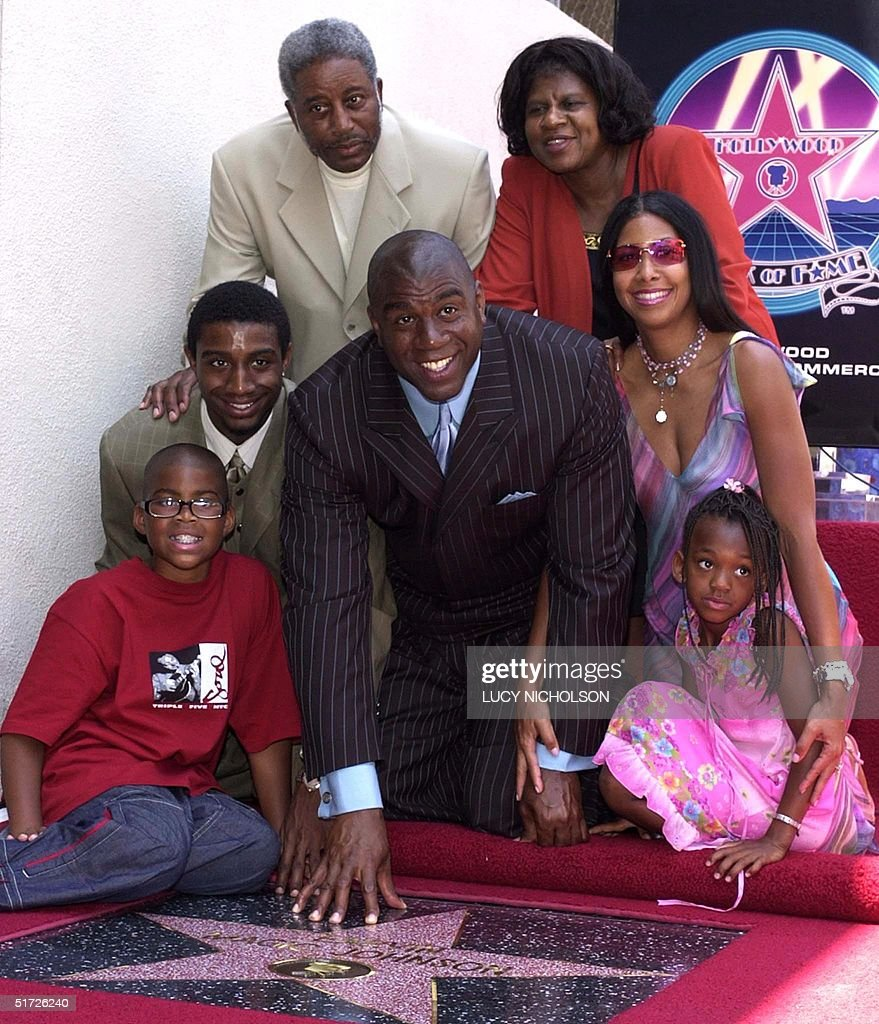 magic johnson grandchildren - photo #10