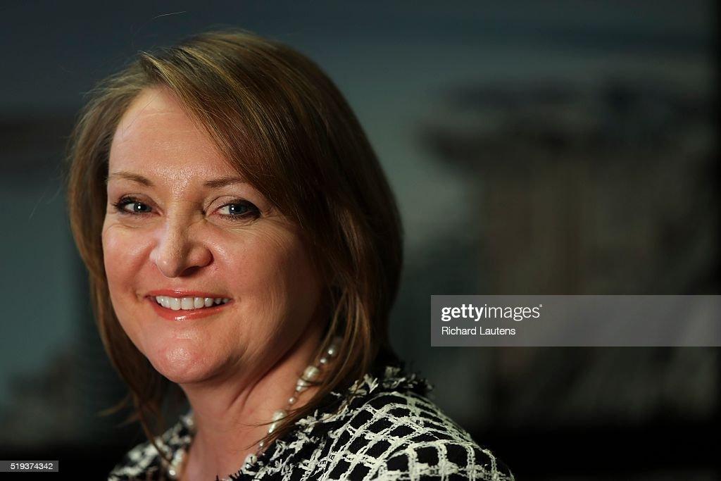 TORONTO, ON - APRIL, 4 - Former Lululemon CEO <b>Christine Day</b> has a new job at <b>...</b> - former-lululemon-ceo-christine-day-has-a-new-job-at-the-helm-of-luvo-picture-id519374342
