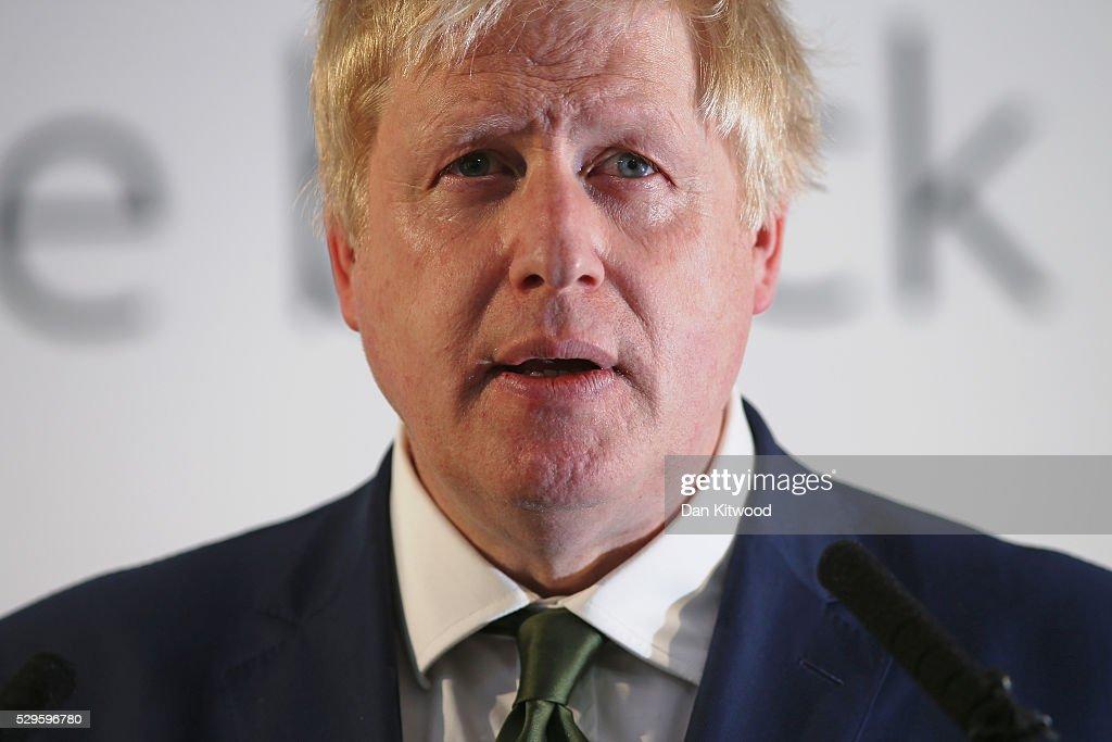 Boris Johnson Makes The Liberal Cosmopolitan Case For ...