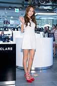 Former member of Girl's Generation Jessica Jung attends the autograph session for 'BLANC and ECLARE' on July 9 2016 in Seoul South Korea
