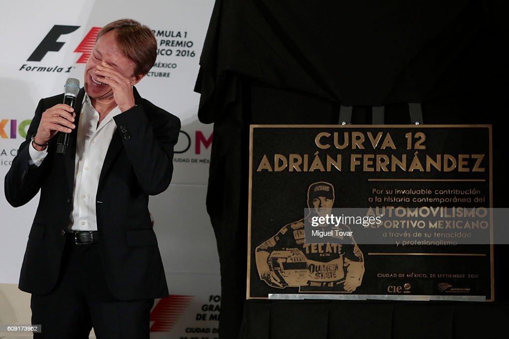 Formula 1 Gran Premio de Mexico 2016 Press Conference