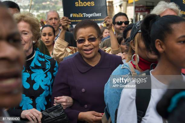 Former Minister of Education and Culture in Mozambique International advocate for womens and children's rights widow of former South African...