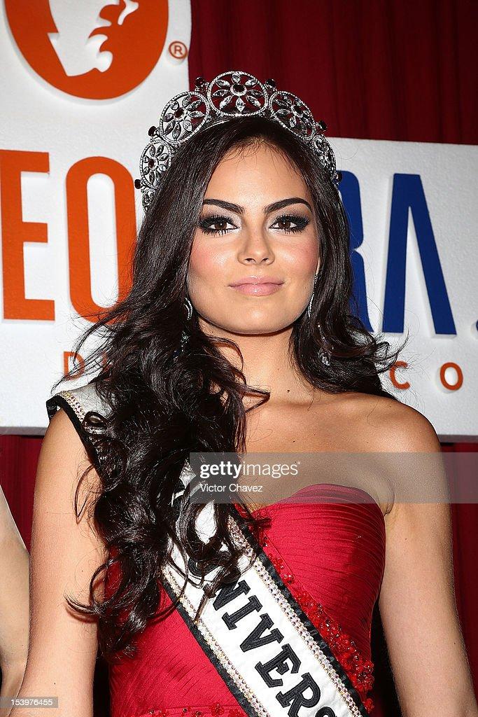 Ximena Navarrete Miss Universe 2012 Ximena Navarrete Wax F...